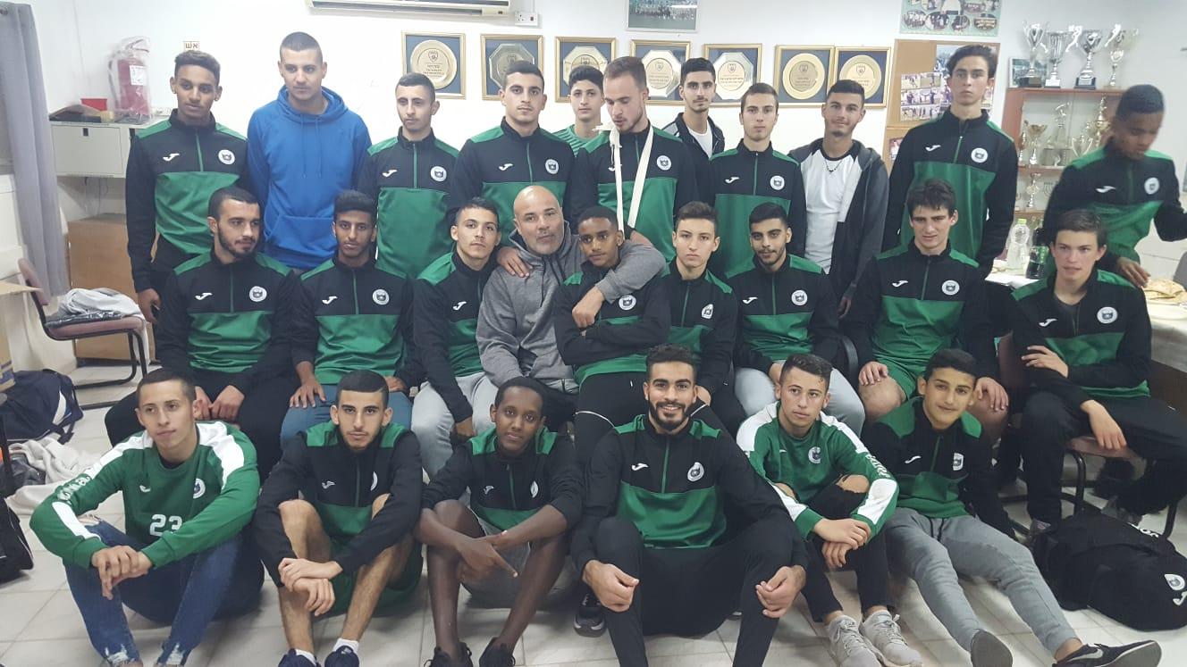 קבוצת הנוער של פרדס חנה