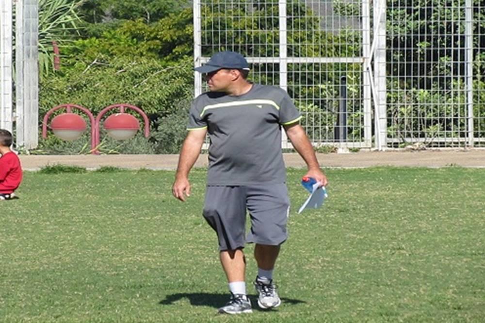 רון קלר, מאמן הנוער של הפועל חדרה