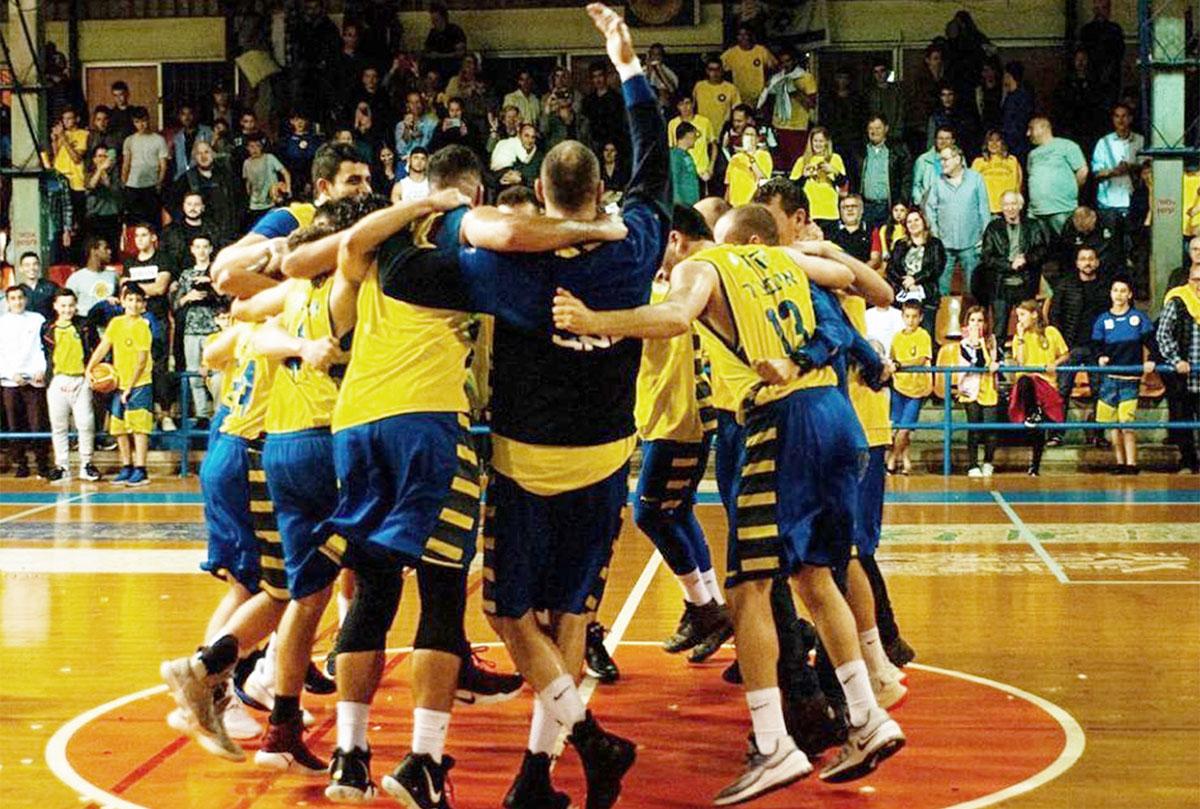 קבוצת כדורסל מכבי איבצ'ר חדרה