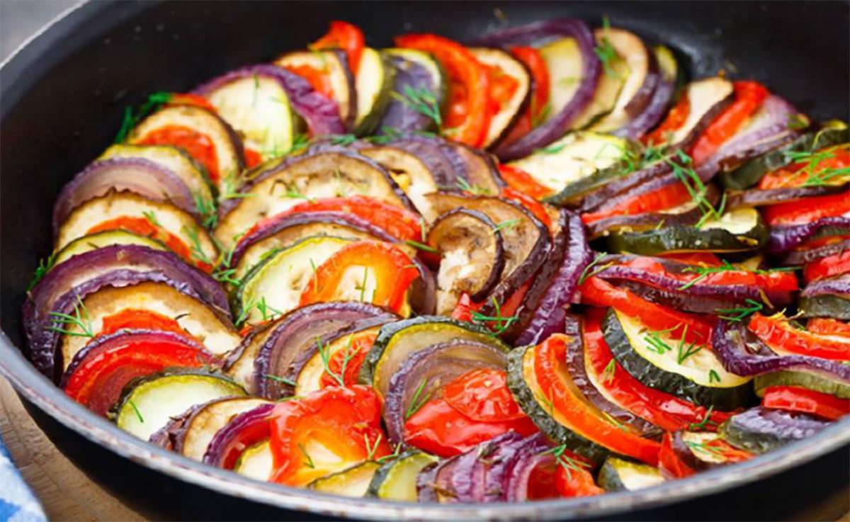 רטטוי ירקות