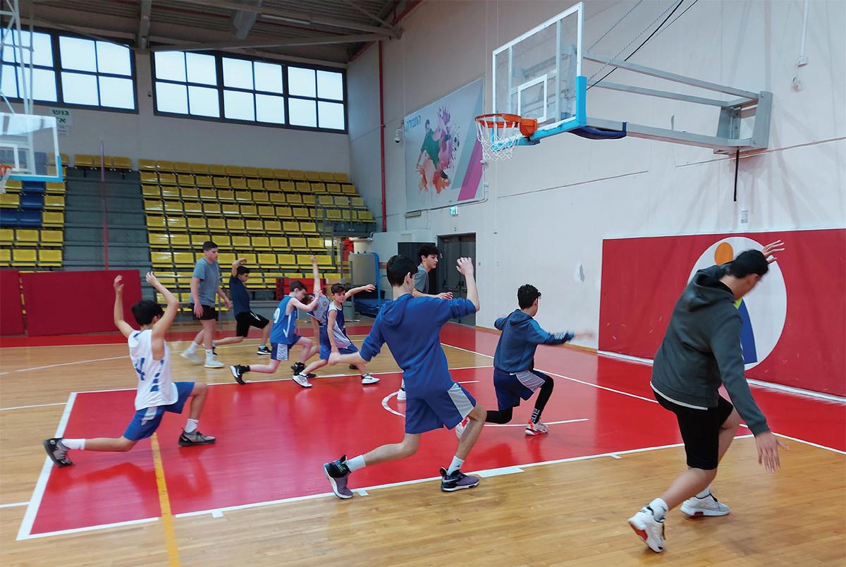 קבוצת מכבי קיסריה בכדורסל