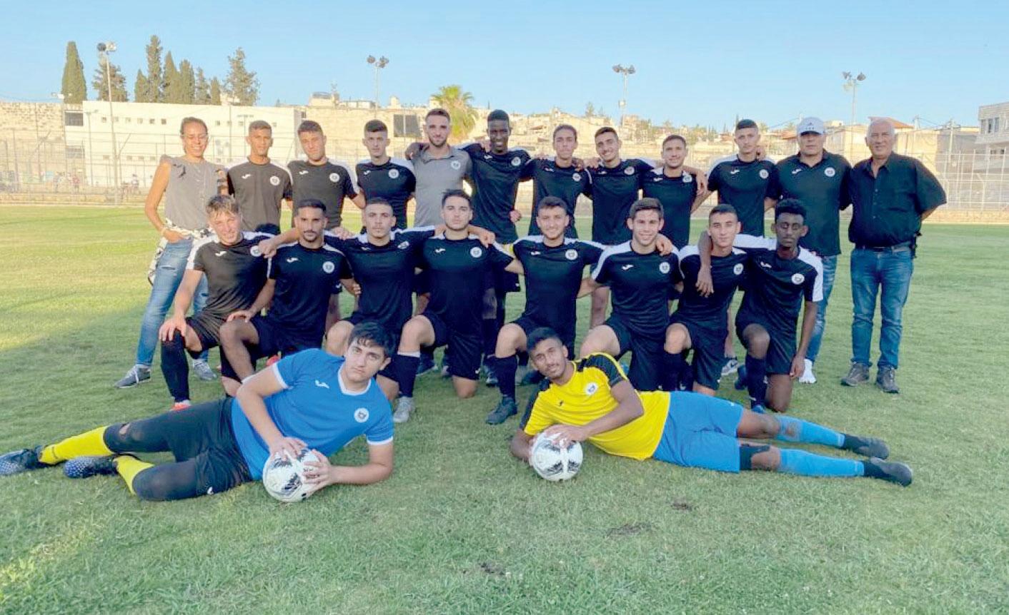 קבוצת הנוער מ.ס פרדס חנה כרכור