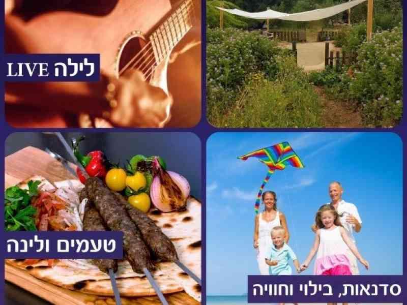 עמותת התיירות כרמלים בשיתוף מועצה אזורית חוף הכרמל, מציעה שפע של הופעות לצד פעילות חווייתית לקיץ.