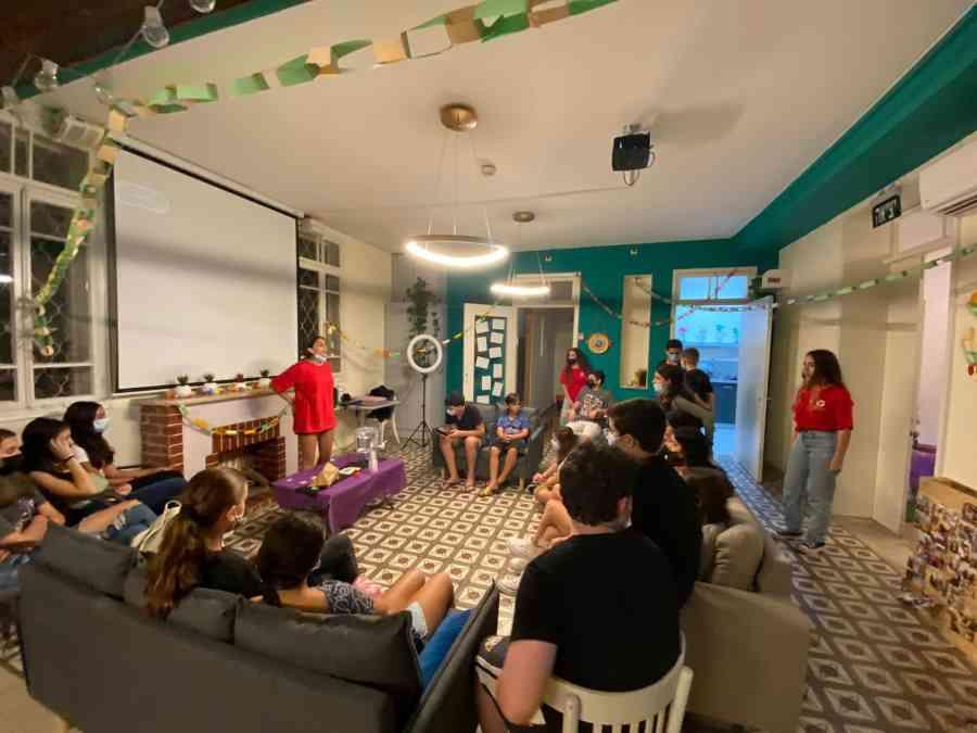 עם סיום תקופת החגים, מועצת הנוער העירונית יזמה אירוע למען בני הנוער, קצת לפני שחוזרים לשגרת לימודים רציפה